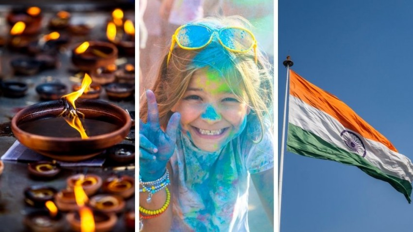 50+ Most Popular Festivals in India - Ultimate Gui