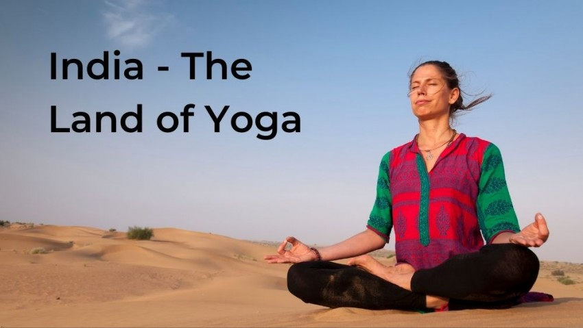 India: The Land of Yoga - History, Learning & Tour