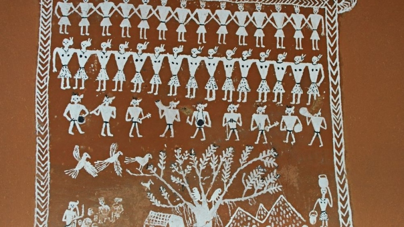 Warli Shapes and Figures